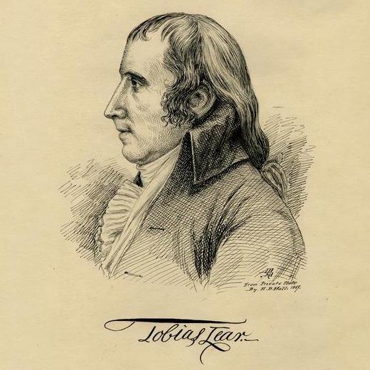 Tobias Lear Portrait